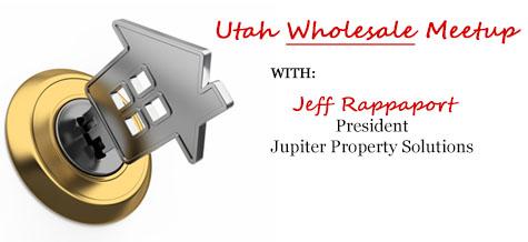 Utah REIA - Learn, Network, Succeed