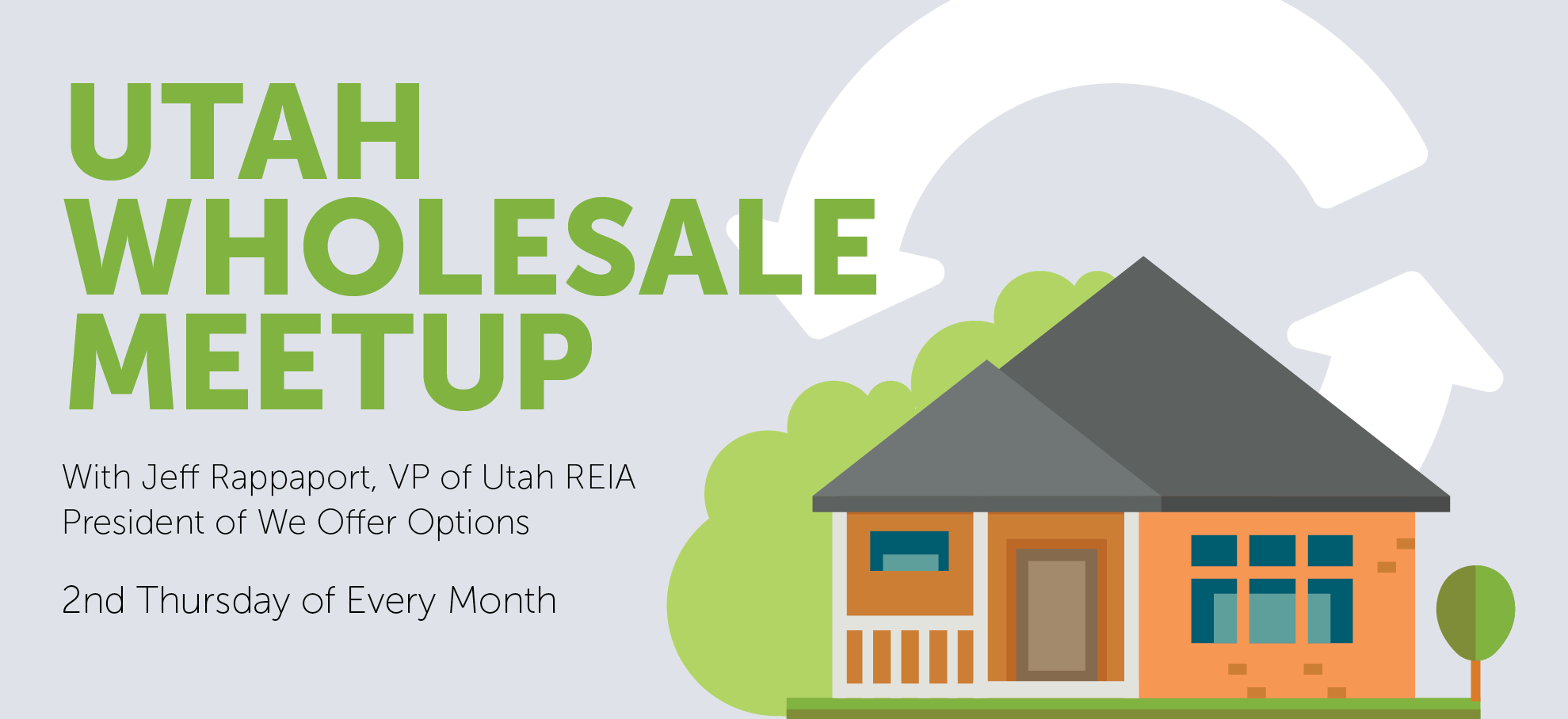 Utah REIA - Learn, Network, Succeed